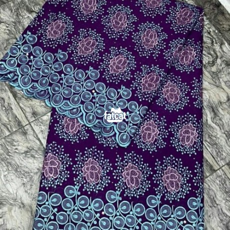 Classified Ads In Nigeria, Best Post Free Ads - lace-materials-in-nyanya-abuja-for-sale-big-3