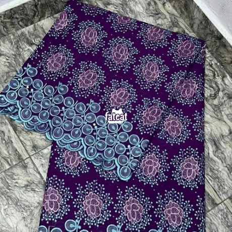 Classified Ads In Nigeria, Best Post Free Ads - lace-materials-in-nyanya-abuja-for-sale-big-0
