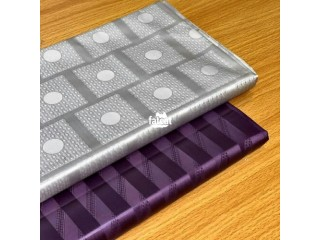 Shedrak Materials in Different Colours