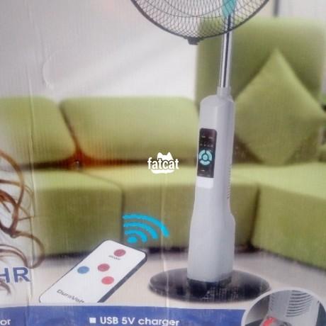 Classified Ads In Nigeria, Best Post Free Ads - rechargeable-fan-in-utako-abuja-for-sale-big-2