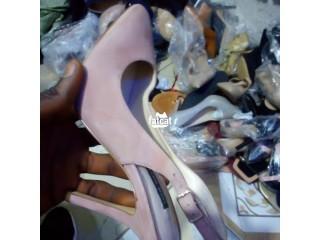 Nude Colour Ladies Footwear
