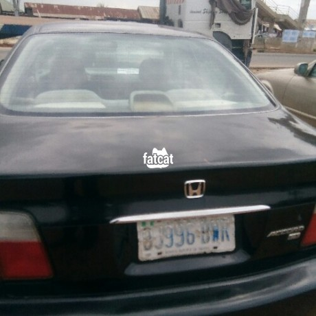 Classified Ads In Nigeria, Best Post Free Ads - used-honda-accord-1997-in-abuja-for-sale-big-3