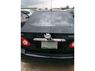 Used Toyota Corolla 2006 in Abuja for Sale