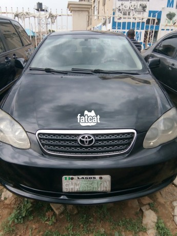 Classified Ads In Nigeria, Best Post Free Ads - used-toyota-corolla-2006-in-abuja-for-sale-big-2