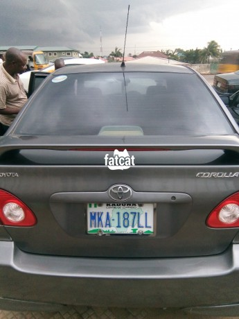 Classified Ads In Nigeria, Best Post Free Ads - used-toyota-corolla-2003-in-abuja-for-sale-big-0