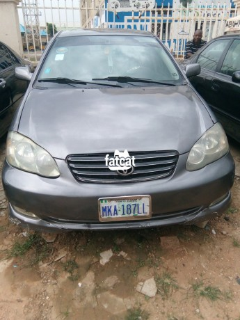Classified Ads In Nigeria, Best Post Free Ads - used-toyota-corolla-2003-in-abuja-for-sale-big-2