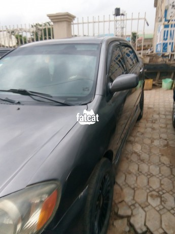 Classified Ads In Nigeria, Best Post Free Ads - used-toyota-corolla-2003-in-abuja-for-sale-big-1