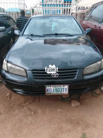 Classified Ads In Nigeria, Best Post Free Ads - used-toyota-camry-1998-big-1