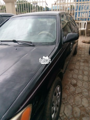 Classified Ads In Nigeria, Best Post Free Ads - used-toyota-camry-1998-big-0