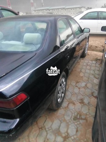 Classified Ads In Nigeria, Best Post Free Ads - used-toyota-camry-1998-big-3