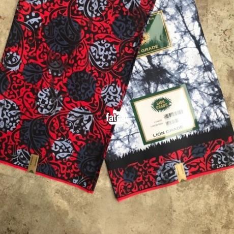 Classified Ads In Nigeria, Best Post Free Ads - ankara-materials-in-utako-abuja-for-sale-big-0