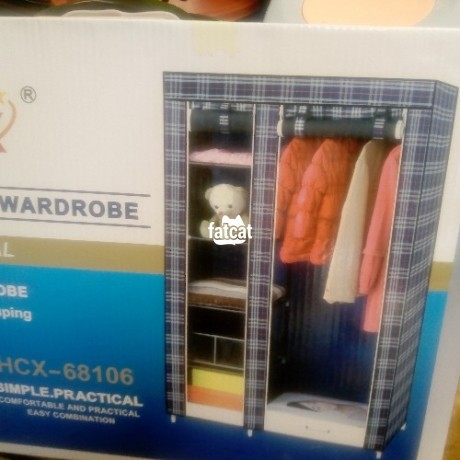Classified Ads In Nigeria, Best Post Free Ads - wardrobe-in-utako-abuja-for-sale-big-1