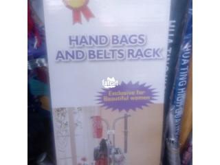Hand Bag and Belt Rack in Utako, Abuja for Sale