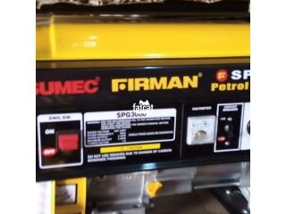 Sumec Firman Generator in Abuja for Sale.