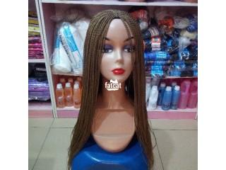 Quality Braided Wigs