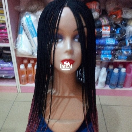 Classified Ads In Nigeria, Best Post Free Ads - quality-braided-wigs-in-utako-abuja-for-sale-big-2