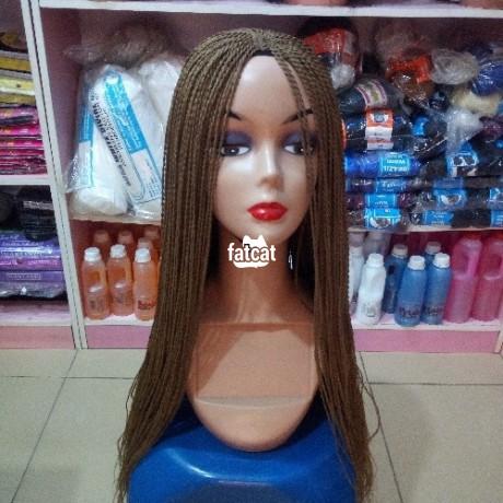 Classified Ads In Nigeria, Best Post Free Ads - quality-braided-wigs-in-utako-abuja-for-sale-big-0