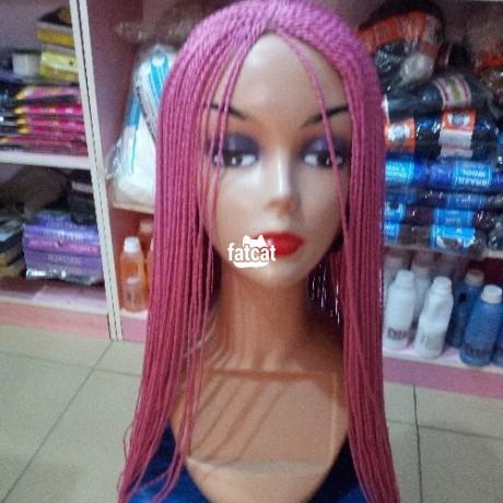 Classified Ads In Nigeria, Best Post Free Ads - quality-braided-wigs-in-utako-abuja-for-sale-big-3
