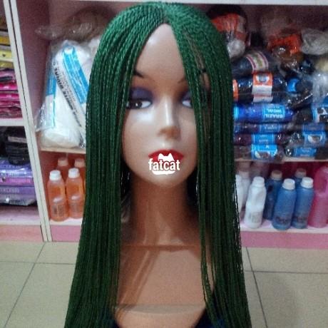 Classified Ads In Nigeria, Best Post Free Ads - quality-braided-wigs-in-utako-abuja-for-sale-big-1