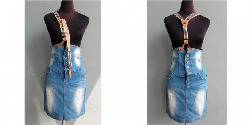 Classified Ads In Nigeria, Best Post Free Ads - denim-pinafore-jeans-big-2
