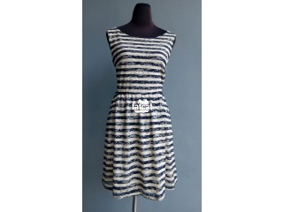 Armless Flare Gown in Abuja for Sale
