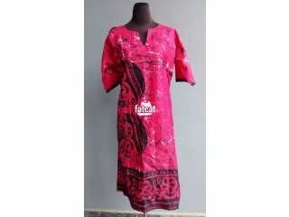 Red Bubu gown in Abuja for Sale