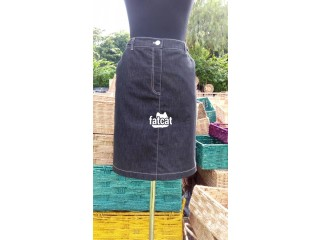 Jeans Skirt in Abuja for Sale