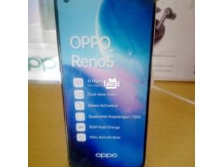 Oppo Reno 5 in Mararaba, Abuja for Sale