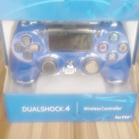 Classified Ads In Nigeria, Best Post Free Ads - ps4-playstation-dualshock-4-controller-in-mararaba-abuja-for-sale-big-1