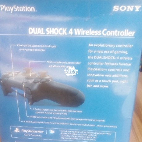 Classified Ads In Nigeria, Best Post Free Ads - ps4-playstation-dualshock-4-controller-in-mararaba-abuja-for-sale-big-2