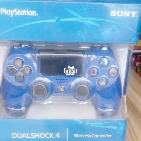 Classified Ads In Nigeria, Best Post Free Ads - ps4-playstation-dualshock-4-controller-in-mararaba-abuja-for-sale-big-0