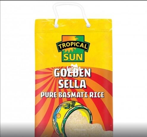 Classified Ads In Nigeria, Best Post Free Ads - golden-sella-pure-basmati-rice-in-karu-abuja-fct-for-sale-big-0