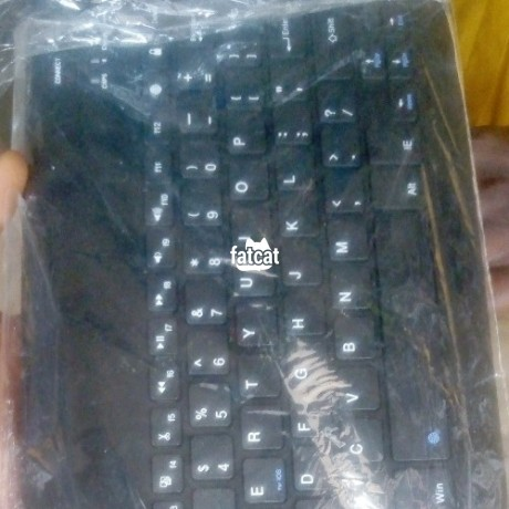 Classified Ads In Nigeria, Best Post Free Ads - wireless-keyboard-in-mararaba-abuja-for-sale-big-0