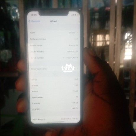 Classified Ads In Nigeria, Best Post Free Ads - apple-iphone-xs-in-mararaba-abuja-for-sale-big-3