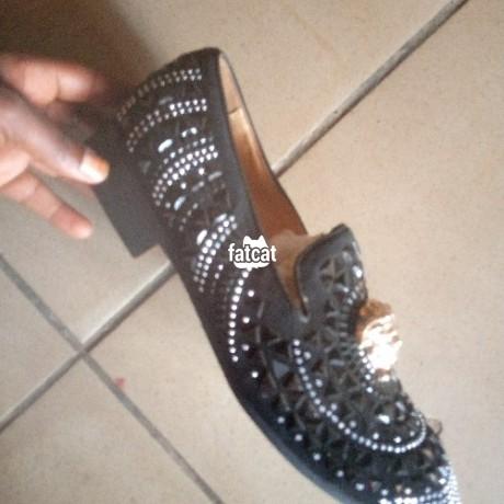 Classified Ads In Nigeria, Best Post Free Ads - versace-mens-cover-shoe-big-1