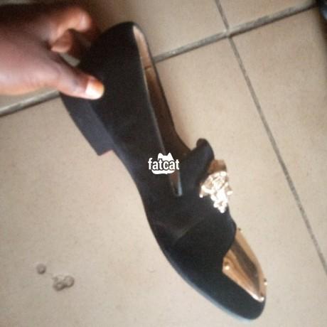 Classified Ads In Nigeria, Best Post Free Ads - versace-mens-cover-shoe-big-0