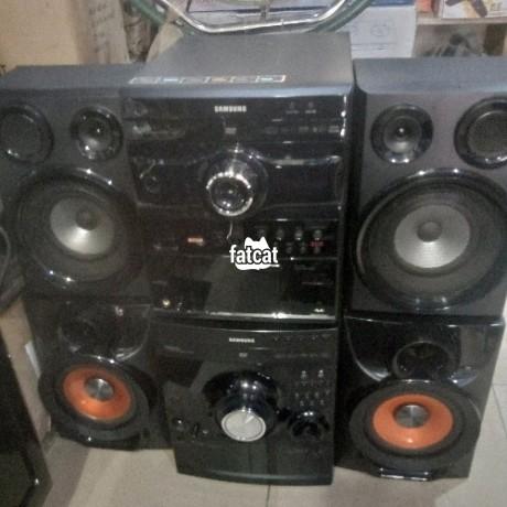 Classified Ads In Nigeria, Best Post Free Ads - samsung-dvd-sound-system-big-0