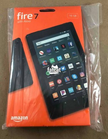Classified Ads In Nigeria, Best Post Free Ads - amazon-fire-7-tablet-16gb-in-gbagada-lagos-for-sale-big-0