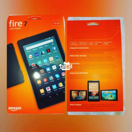 Classified Ads In Nigeria, Best Post Free Ads - amazon-fire-7-tablet-16gb-in-gbagada-lagos-for-sale-big-2