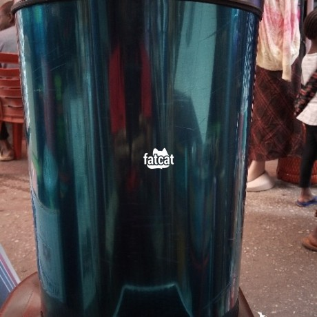 Classified Ads In Nigeria, Best Post Free Ads - stainless-steel-pedal-bin-in-utako-abuja-for-sale-big-1