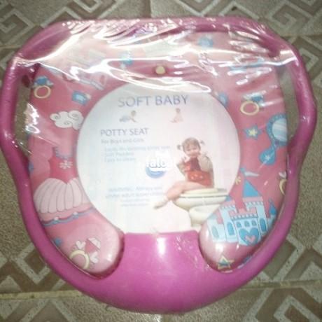 Classified Ads In Nigeria, Best Post Free Ads - soft-baby-potty-seat-in-utako-abuja-for-sale-big-0