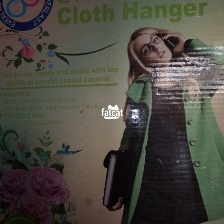Classified Ads In Nigeria, Best Post Free Ads - everlast-cloth-hanger-in-utako-abuja-for-sale-big-2