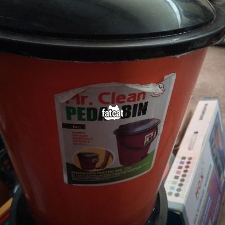 Classified Ads In Nigeria, Best Post Free Ads - pedal-waste-bin-in-utako-abuja-for-sale-big-1