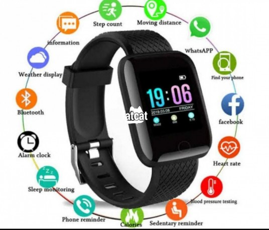 Classified Ads In Nigeria, Best Post Free Ads - smart-watches-in-ajah-lagos-for-sale-big-0