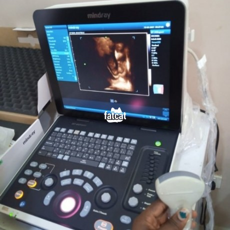 Classified Ads In Nigeria, Best Post Free Ads - mindray-dp50-expert-ultrasound-big-1