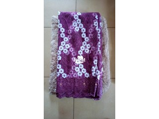 Lace Materials in Different Colours in Wuse, Abuja for Sale