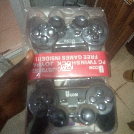 Classified Ads In Nigeria, Best Post Free Ads - double-gamepad-game-controllers-big-0