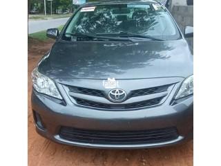 Used Toyota Corolla 2012 in Apo District, Abuja for Sale