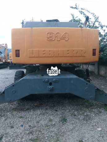Classified Ads In Nigeria, Best Post Free Ads - liebherr-914-excavator-big-1