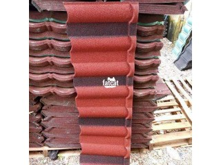 New Zealand Stone Coated Roof Tiles in Lagos for Sale